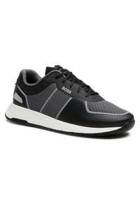 BOSS - Boss Sneakersy Titanium 50452025 10235033 01 Szary. Kolor: szary