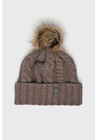 Brązowa czapka New Balance