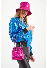 Nakrycie głowy Karl Lagerfeld eleganckie