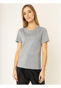 Guess T-Shirt Krystal Tee W01I70 K46D0 Szary Regular Fit. Kolor: szary
