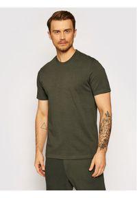 Only & Sons T-Shirt Anel 22019359 Zielony Regular Fit. Kolor: zielony
