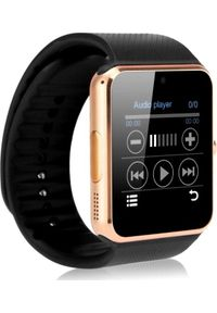 Czarny zegarek NoName smartwatch #1