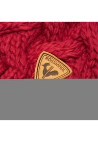 Rossignol - Czapka ROSSIGNOL - RLIWH03 Pink Fuchsia 371. Kolor: różowy. Materiał: akryl, materiał
