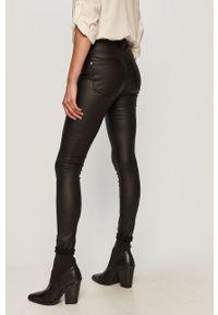 Czarne spodnie materiałowe Jacqueline de Yong