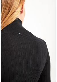 Sweter Sportmax Code do pracy, z golfem