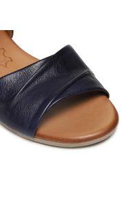 Niebieskie sandały Piazza