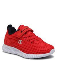 Champion Sneakersy Sprint B Ps S31882-S20-RS001 Czerwony. Kolor: czerwony. Sport: bieganie