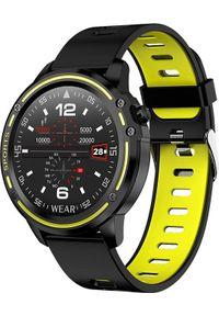 oromed - Smartwatch Oromed L8 Zielony (2_290280). Rodzaj zegarka: smartwatch. Kolor: zielony