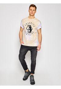 Brązowy t-shirt HUF