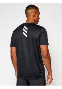 Czarna koszulka sportowa Adidas