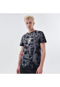 Cropp - Koszulka z nadrukiem The Witcher - Czarny. Kolor: czarny. Wzór: nadruk