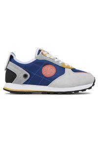 Big-Star - BIG STAR Sneakersy HH274542 Granatowy. Kolor: niebieski