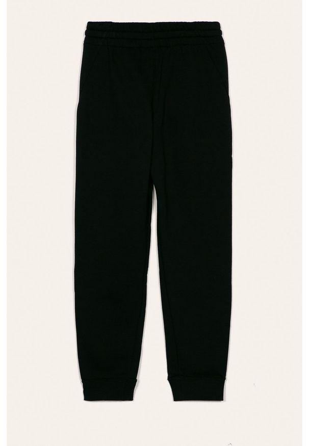 Czarne spodnie dresowe Nike Kids