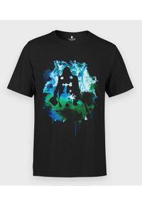 MegaKoszulki - Koszulka męska Władca piorunów. Materiał: bawełna