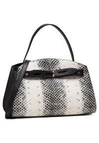 Czarna torebka klasyczna Furla skórzana