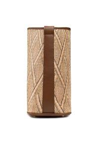 Monnari - Torebka MONNARI - BAG1290-017 Brown. Kolor: brązowy. Materiał: skórzane