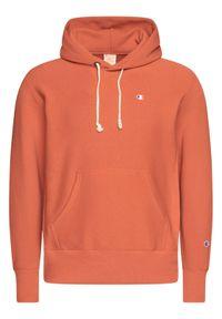 Pomarańczowa bluza Champion