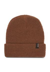 Brązowa czapka zimowa Brixton