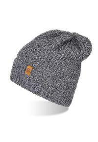 Szara czapka BRODRENE sportowa, na zimę