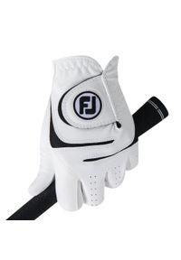 FOOTJOY - Rękawica do golfa Weathersof dla praworęcznych męska. Materiał: skóra, mikrofibra. Sport: golf