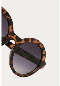 Okulary przeciwsłoneczne Vero Moda gładkie