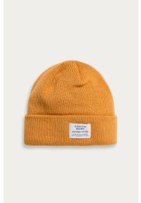 Oliwkowa czapka DC
