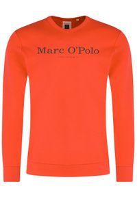 Marc O'Polo Bluza 928 4011 54236 Pomarańczowy Regular Fit. Typ kołnierza: polo. Kolor: pomarańczowy