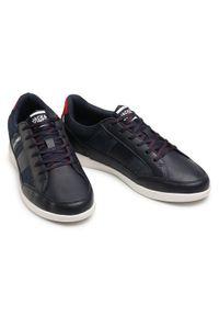 Jack & Jones - Jack&Jones Sneakersy Jfwbyson Pu Sport 12181822 Granatowy. Kolor: niebieski. Styl: sportowy #5