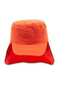 Reima - Czapka z daszkiem REIMA - Biitsi 528705 Orange 2770. Kolor: pomarańczowy. Materiał: poliester, materiał