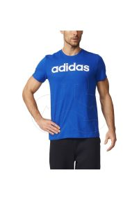 Koszulka sportowa Adidas z napisami