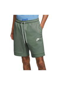 Spodenki męskie Nike Sportswear CU4467. Materiał: dzianina. Wzór: ze splotem