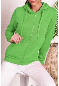 Zielona bluza IVET casualowa, na co dzień