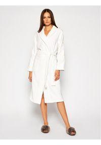 Biały szlafrok Calvin Klein Underwear
