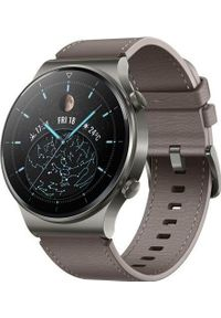 HUAWEI - Smartwatch Huawei Watch GT2 Pro Szary (VIDAR-B19V). Rodzaj zegarka: smartwatch. Kolor: szary