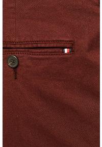 Brązowe spodnie Tommy Hilfiger Tailored