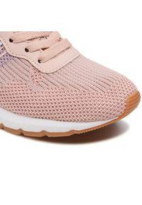 Refresh - Sneakersy REFRESH - 72909 Nude. Okazja: na co dzień, na spacer. Kolor: różowy. Materiał: skóra ekologiczna, materiał. Szerokość cholewki: normalna. Sezon: lato. Styl: casual #6