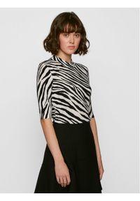 BOSS - Boss Bluzka Fabanna 50444471 Kolorowy Slim Fit. Wzór: kolorowy