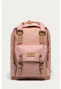 Doughnut - Plecak Macaroon Reborn Pink. Kolor: różowy