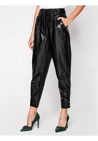 Czarne spodnie IRO