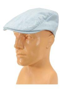Niebieska czapka Pako Jeans na lato, wakacyjna
