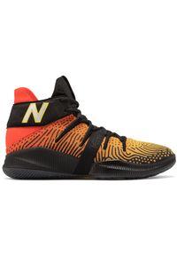 Buty do koszykówki New Balance jodełka, z cholewką