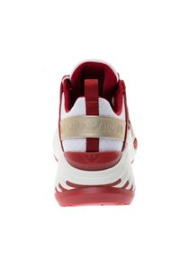 Buty sportowe Emporio Armani w kolorowe wzory, wspinaczkowe