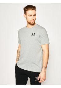 Under Armour T-Shirt UA Sportstyle 1326799 Szary Loose Fit. Kolor: szary