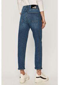 Niebieskie jeansy Love Moschino casualowe, na co dzień