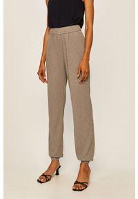 Szare spodnie materiałowe Noisy may #4