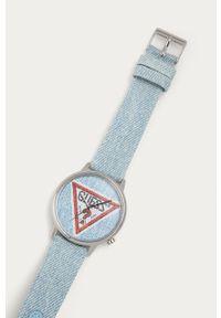 Niebieski zegarek Guess Jeans