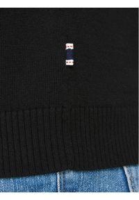 Jack & Jones - Jack&Jones Sweter Basic 12137190 Czarny Regular Fit. Kolor: czarny