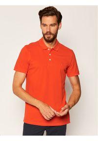 Pomarańczowa koszulka polo Roy Robson polo