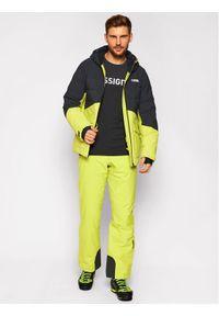 Żółta kurtka sportowa Colmar narciarska