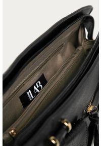 Czarna torebka Answear Lab na ramię, wakacyjna